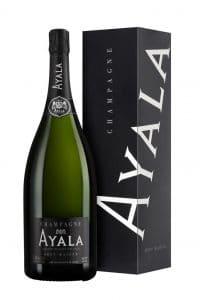 Champagne Ayala Brut Majeur Magnum en étui 150 cl